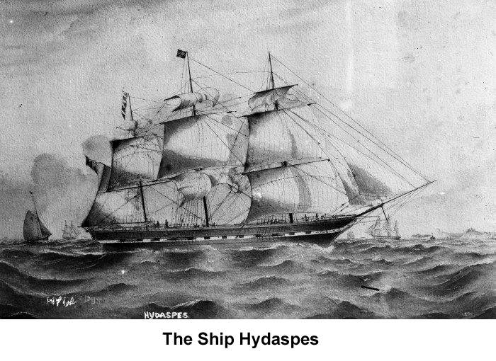 The Hydaspes