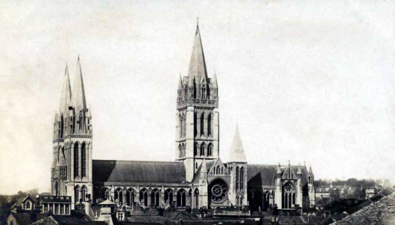 Truro St Mary's Cathedral