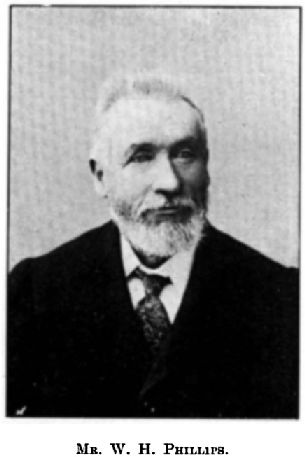 William Henry Phillips jnr