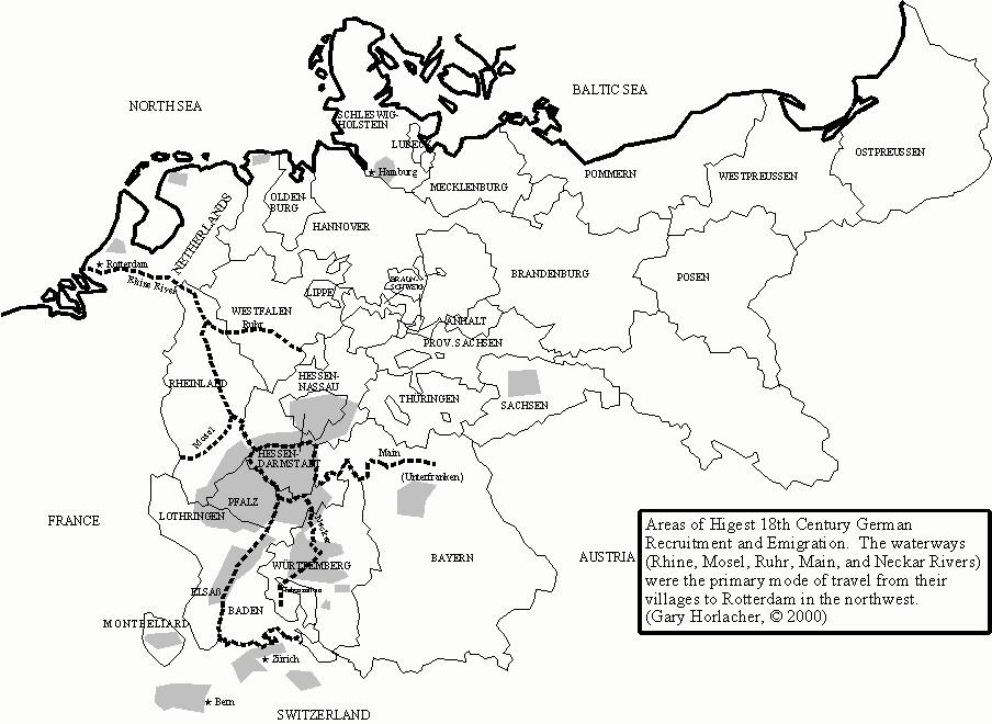 Palatine Germany