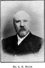 Arthur Hay Maude