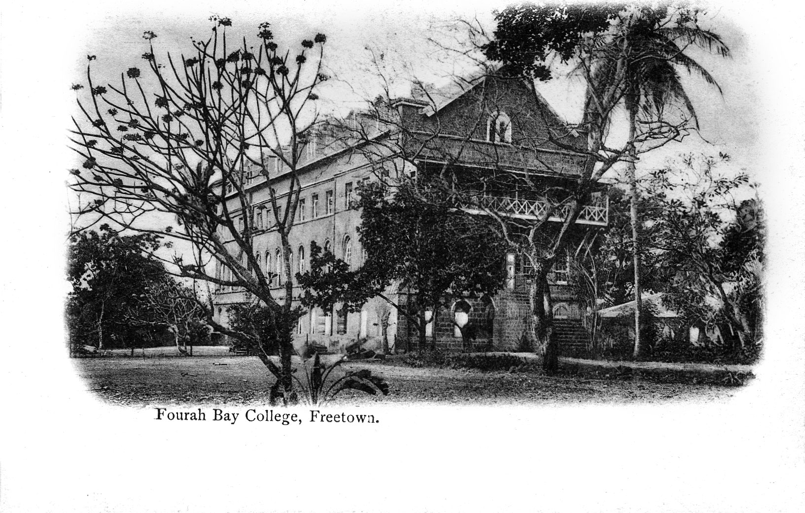 Fourah Bay College