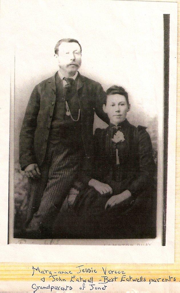 John & Jessie Eatwell