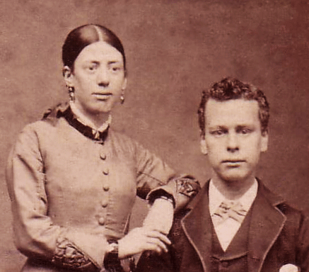 William and Betsy around 1844